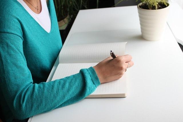 育児日記は1歳からでも大丈夫 書き方とおすすめの種類